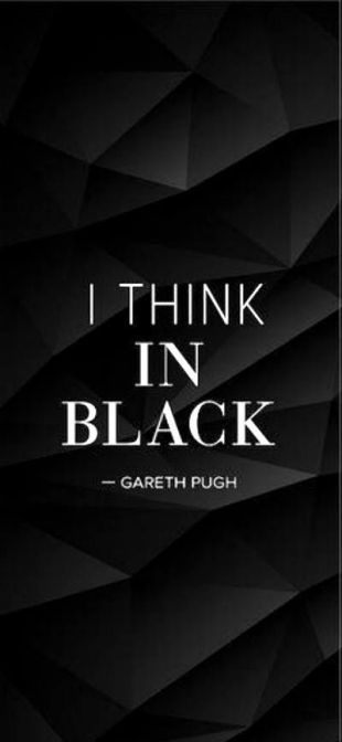 10 Classic Quotes About Wearing Black Wear Black Theory